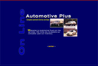 Automotive Plus On Line